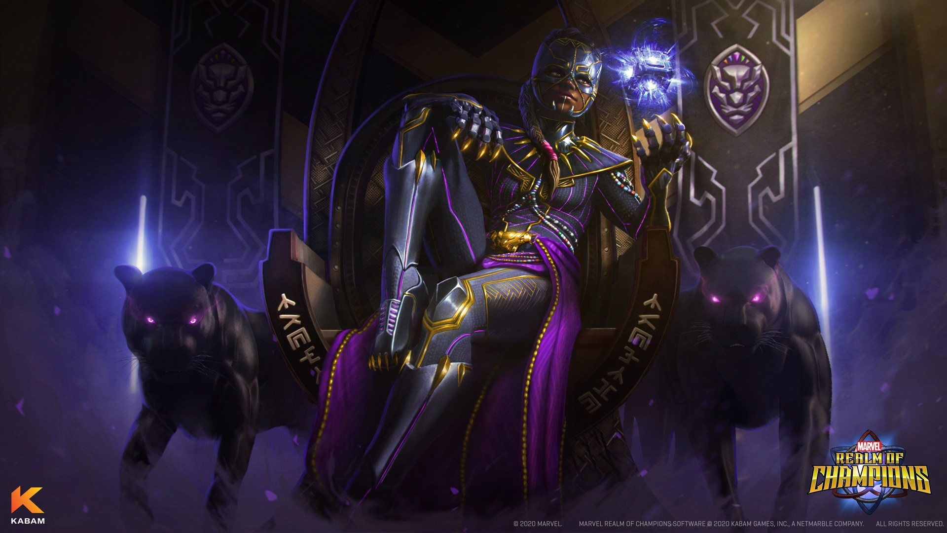 Queen Shuri from Marvel Realm of Champions Promotional 001.jpg