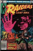 Raiders of the Lost Ark Vol 1 1