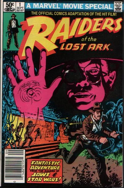 Raiders of the Lost Ark Vol 1