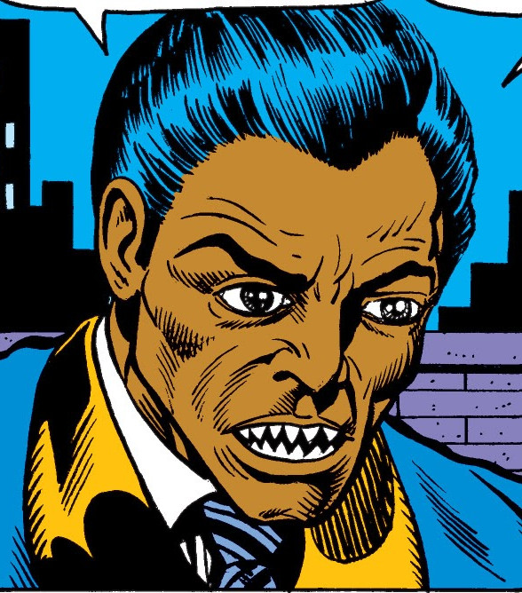 Raymond Jones (Earth-616)