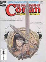 Savage Sword of Conan Vol 1 207