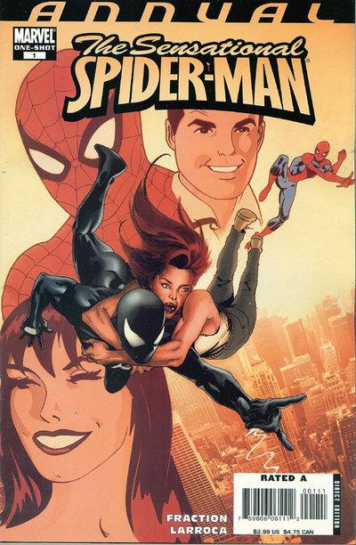 Sensational Spider-Man Annual Vol 2 1