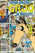 Sergio Aragonés Groo the Wanderer Vol 1 39