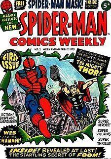 Spider-Man Comics Weekly Vol 1 1.jpg