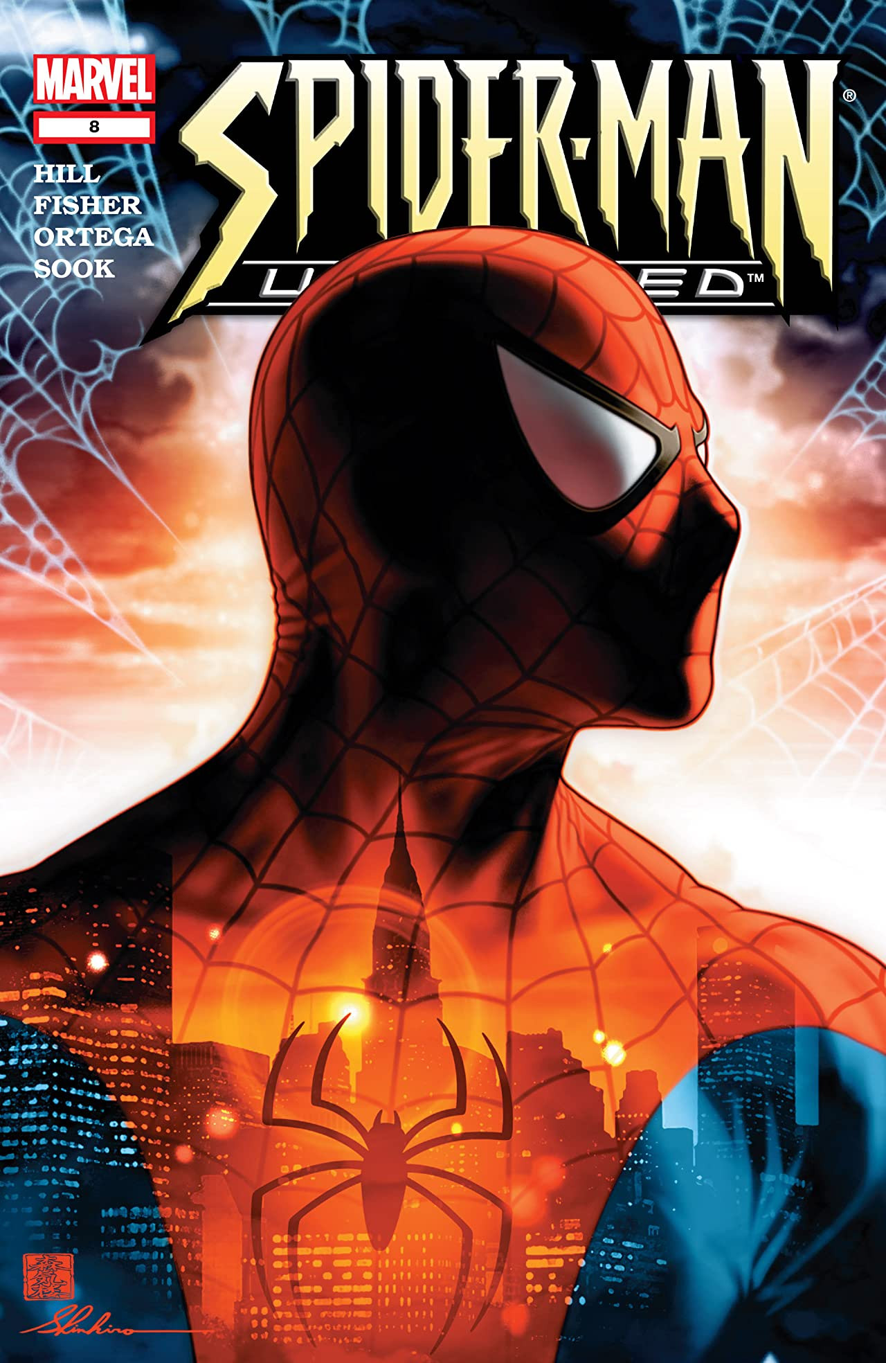 Spider-Man Unlimited Vol 3 8