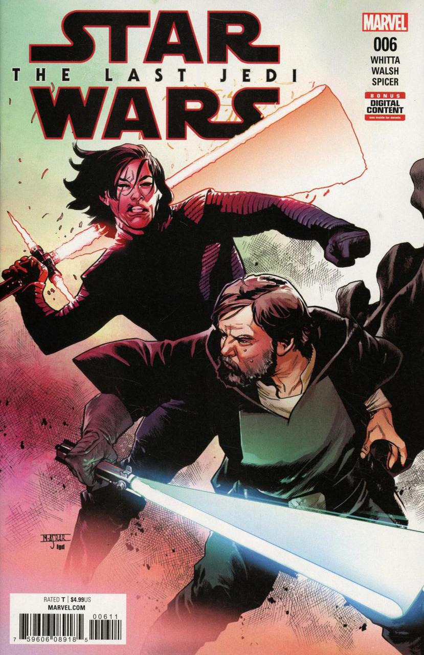 Star Wars: The Last Jedi Adaptation Vol 1 6