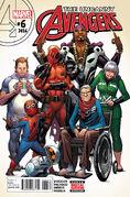 Uncanny Avengers Vol 3 6
