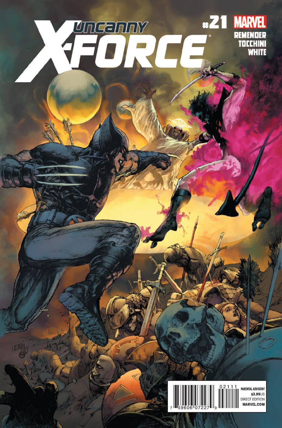 Uncanny X-Force Vol 1 21