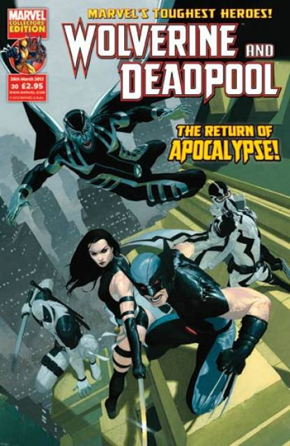 Wolverine and Deadpool Vol 2 30