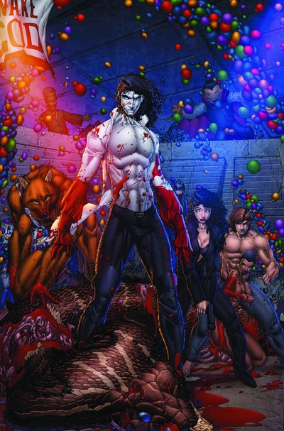 Anita Blake: Circus of the Damned Vol 1 4
