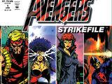Avengers: Strikefile Vol 1 1