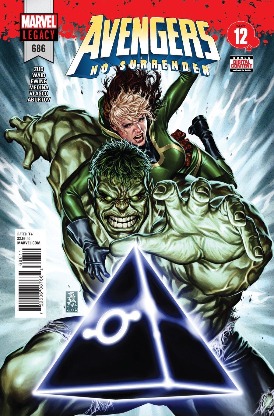 Avengers Vol 1 686