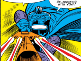 Black Knight's Power Lance