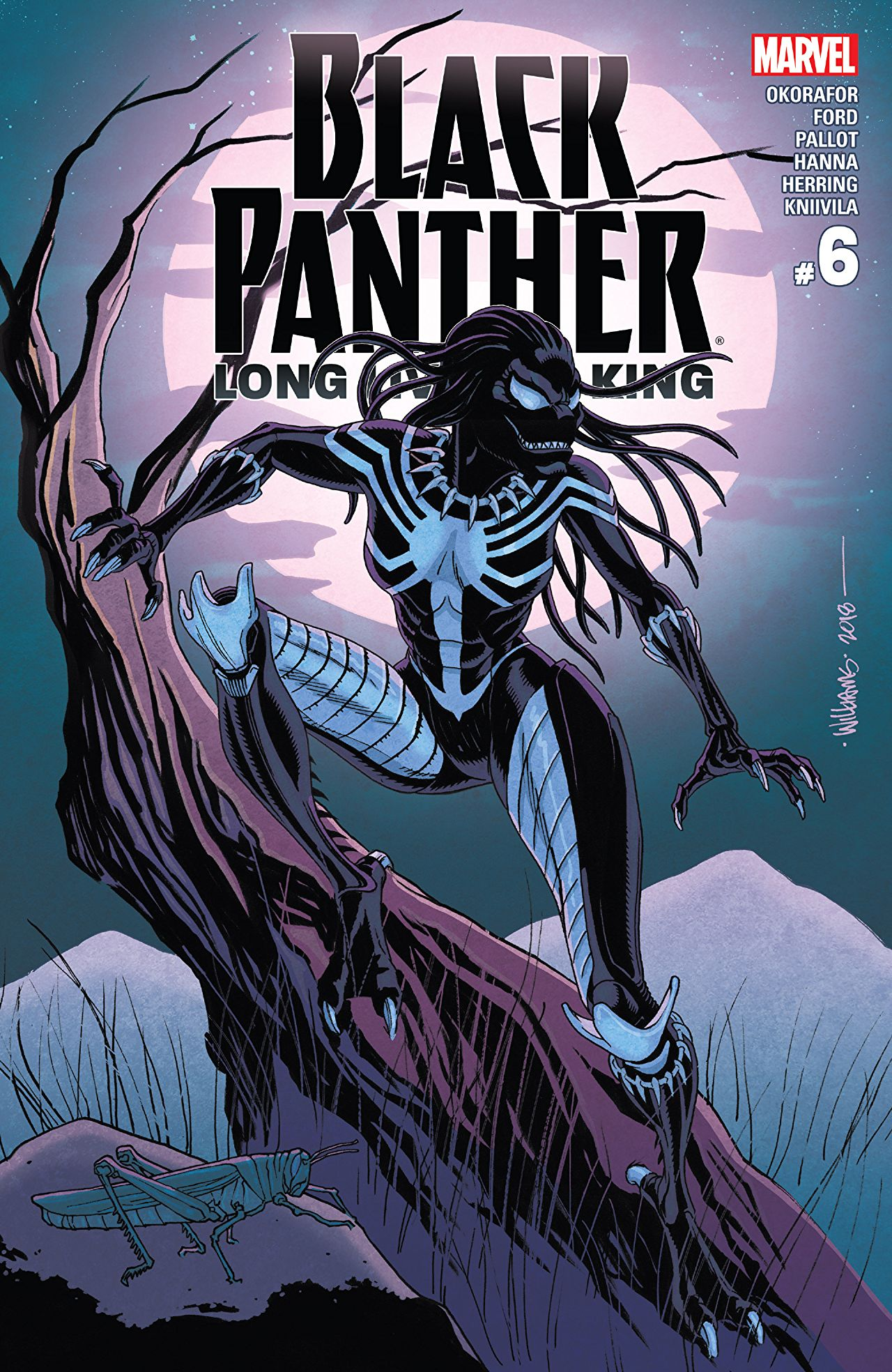Black Panther: Long Live The King Vol 1 6