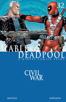 Cable & Deadpool Vol 1 32