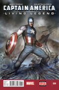 Captain America Living Legend Vol 1 4