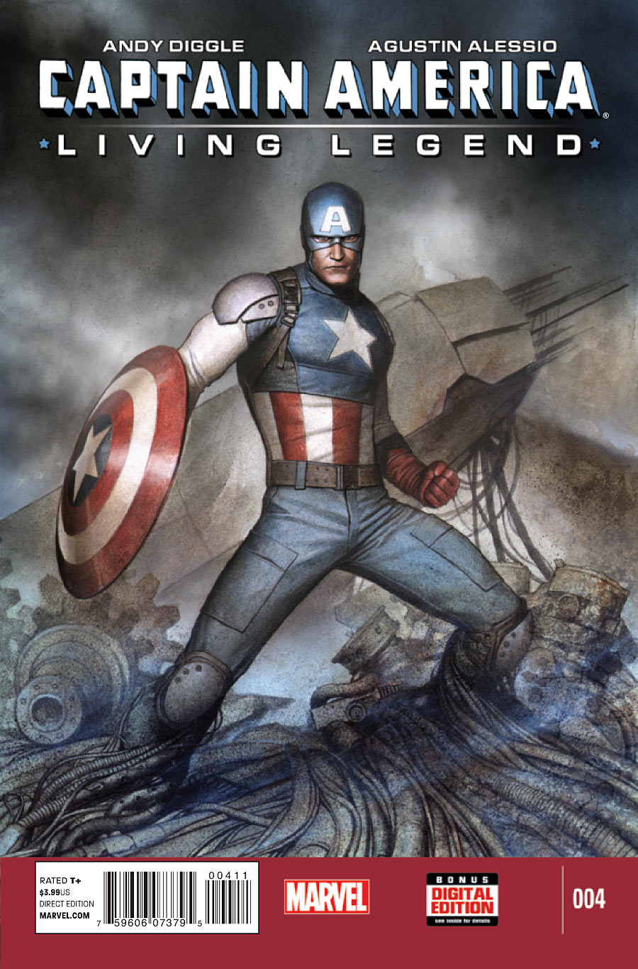 Captain America: Living Legend Vol 1 4