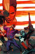 Captain America and Batroc Vol 1 1 Textless