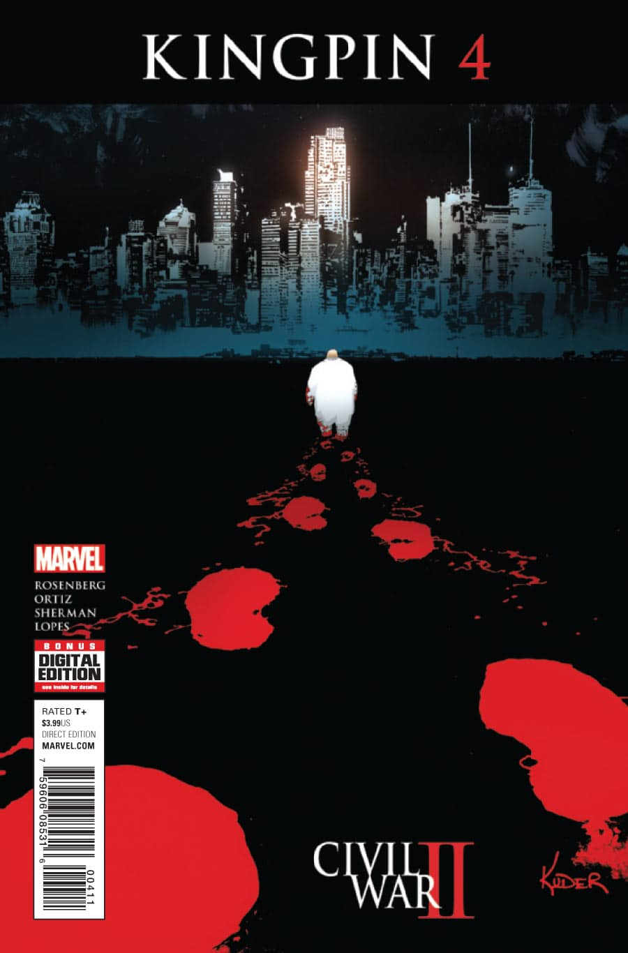 Civil War II: Kingpin Vol 1 4