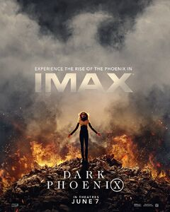 Dark Phoenix (film) poster 018