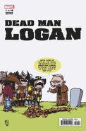 Dead Man Logan Vol 1 1 Young Variant