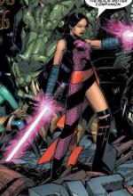Elizabeth Braddock (Earth-58163)