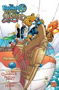 Fantastic 4th Voyage of Sinbad Vol 1 1