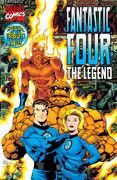 Fantastic Four The Legend Vol 1 1