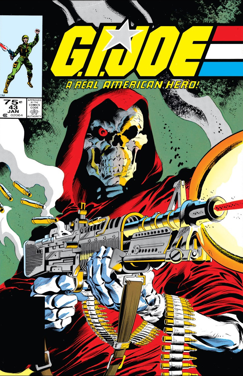 G.I. Joe: A Real American Hero Vol 1 43