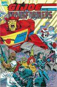G.I. Joe and the Transformers TPB Vol 1 1