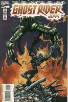 Ghost Rider 2099 Vol 1 9