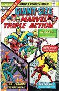 Giant-Size Marvel Triple Action Vol 1 1