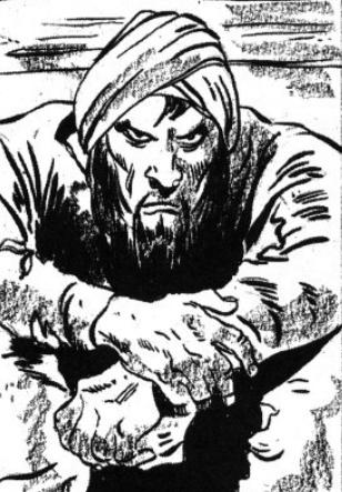 Goram Singh (Earth-616)