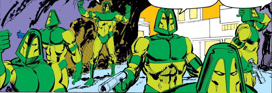 Guardsmen (Earth-616)