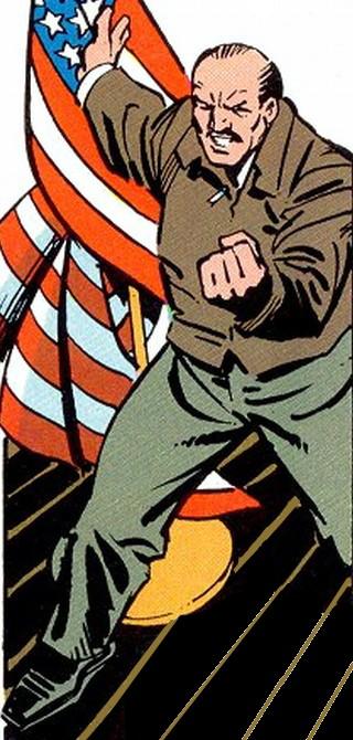 Hal Brady (Earth-616)