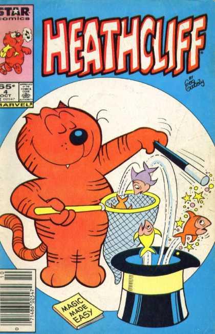Heathcliff Vol 1 4