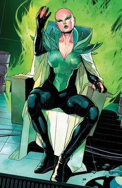 Heather Douglas (Earth-616) and Heather Douglas (Earth-18897) from Guardians of the Galaxy Vol 6 5 001.jpg