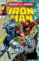 Iron Man Vol 1 292