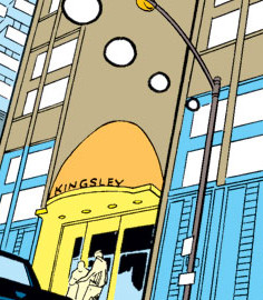 Kingsley Limited (Earth-616)/Gallery