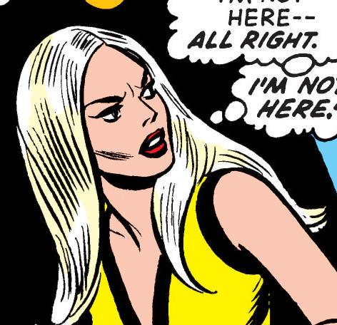 Kristine Saunders (Earth-616)