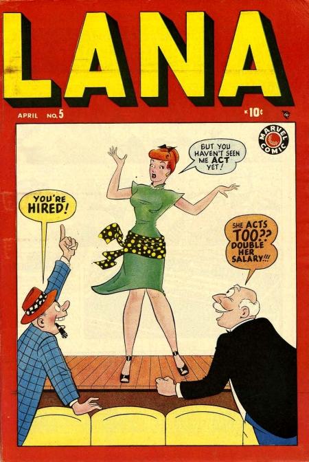 Lana Vol 1 5