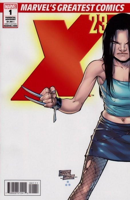 Marvel's Greatest Comics: X-23 Vol 1