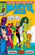 Marvel Age Vol 1 70