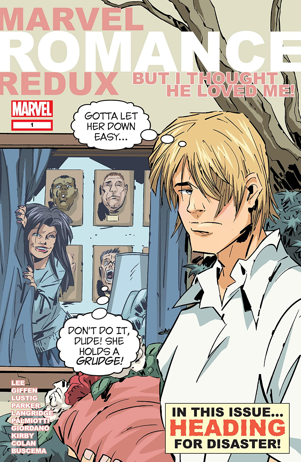Marvel Romance Redux: But I Thought He Loved Me Vol 1 1