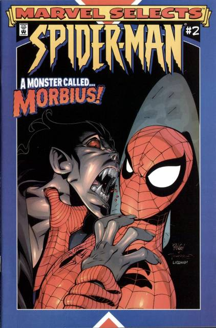 Marvel Selects: Spider-Man Vol 1 2
