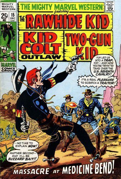 Mighty Marvel Western Vol 1 15