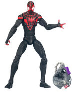 Miles Morales (Earth-1610) from Marvel Universe (Toys) Series 4 Wave XVIII 0001