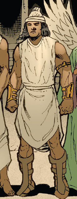 Mithra (Earth-616) from Thor & Hercules Encyclopaedia Mythologica Vol 1 1 001.jpg