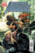 New Avengers Vol 2 20 Venom Variant