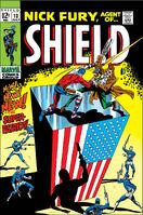 Nick Fury, Agent of SHIELD Vol 1 13